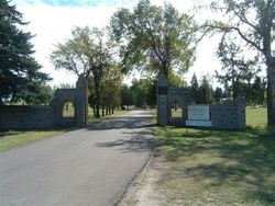 Highland Cemetery, Great Falls, Montana, USA